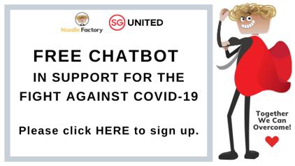 Covid Blog CTA