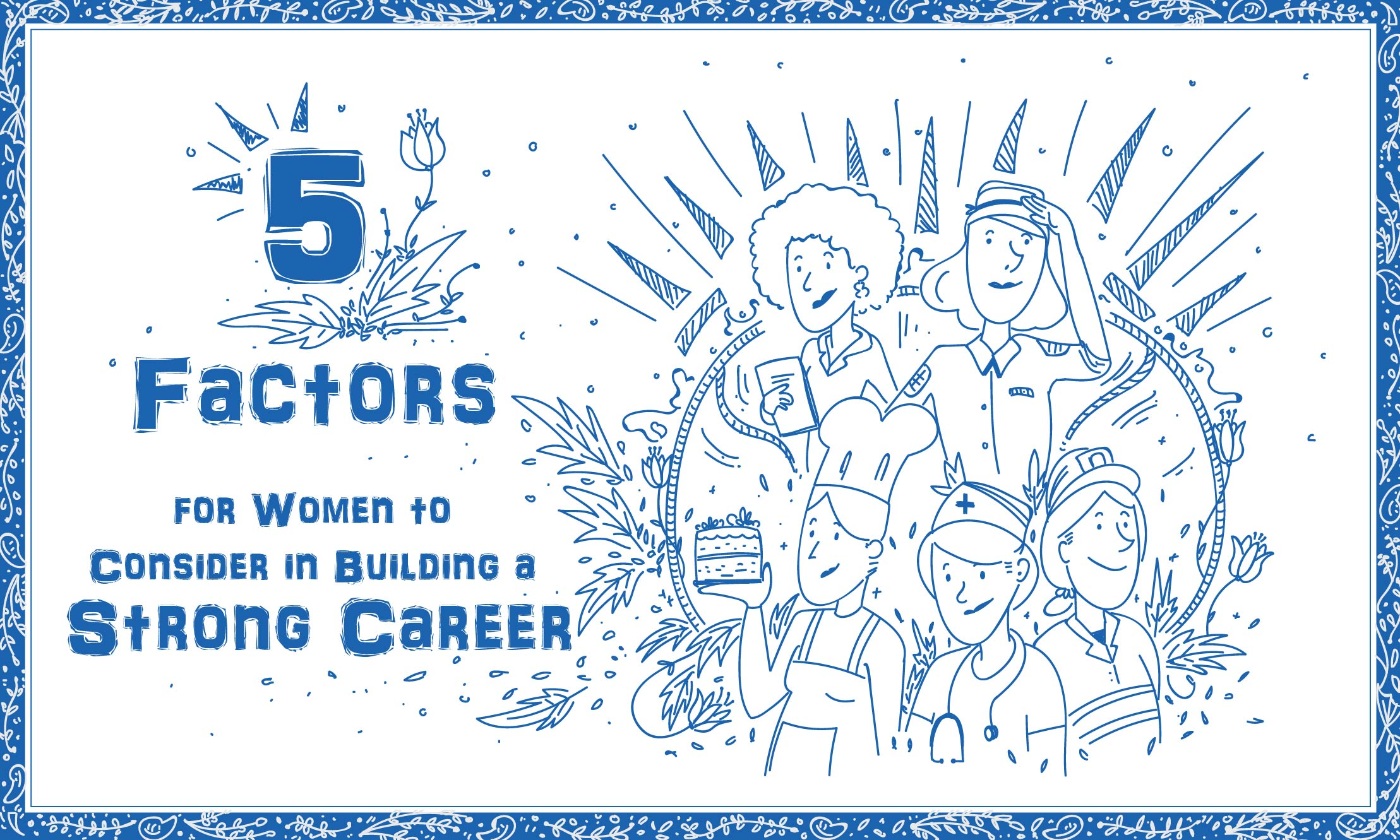 Are you in the right workplace? 5 factors for women to consider in building a strong career